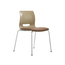 Casper Bar Stools From Allermuir Limited Architonic