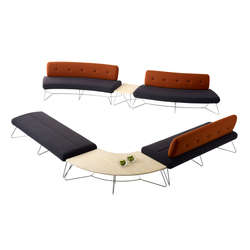 Freeflow | Modular seating systems | Allermuir Limited