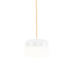 Kivi Mini Pendant High shade | Illuminazione generale | Blond Belysning
