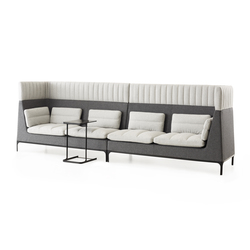 Haven | Lounge sofas | Allermuir Limited