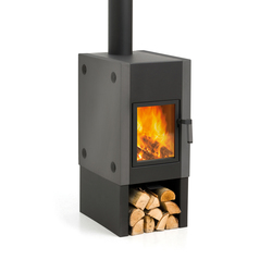 Boxer Plus | Wood burning stoves | Harrie Leenders