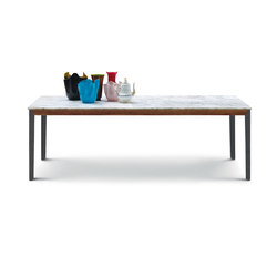 Hug table | Mesas comedor | ARFLEX