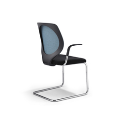 giroflex 353-7302 | Visitors chairs / Side chairs | giroflex