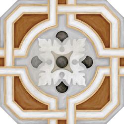Octogono Zimer Multicolor | Baldosas de suelo | VIVES Cerámica