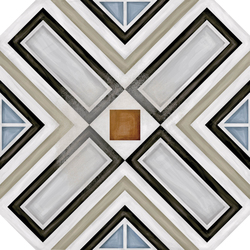 Octogono Ritter Multicolor | Ceramic tiles | VIVES Cerámica