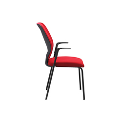 giroflex 353-7504 | Visitors chairs / Side chairs | giroflex