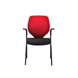 giroflex 353-7004 | Visitors chairs / Side chairs | giroflex