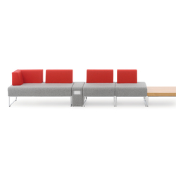 Pause | Benches | Allermuir Limited
