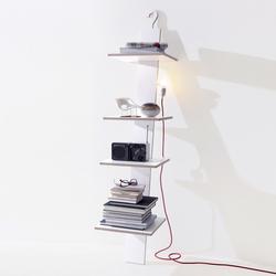 Hangup standing | Wall shelves | Müller Möbelwerkstätten