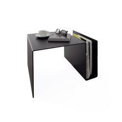 HUK black | Side tables | Müller small living