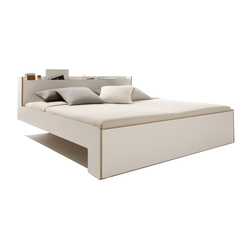 Nook double bed | Letti | Müller small living
