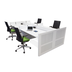 Team_Up | Systèmes de tables de bureau | Ahrend