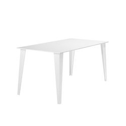 Ahrend 380 table rectangular | Tables de cantine | Ahrend
