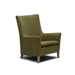 Brody high back Armchair | Lounge chairs | Pinch