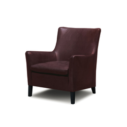 Brody low back Armchair | Poltrone lounge | Pinch
