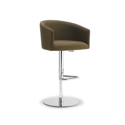 ALBERT | SGSC METAL | Bar stools | Accento