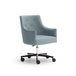 ALBERT ONE| PCR DELUXE | Conference chairs | Accento