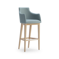 ALBERT ONE | SGSC ARM | Bar stools | Accento