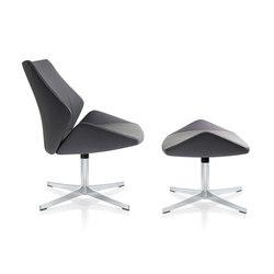 4+ Lounge | AA 181 & AA 180 | Armchairs | Züco