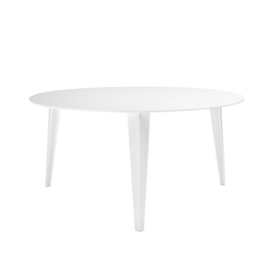 Ahrend 380 table round | Canteen tables | Ahrend