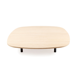 Coffee Table round square | Coffee tables | OBJEKTEN