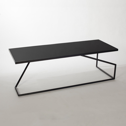 Asana (Warrior Pose) coffee table | Tavolini da salotto | Bombay Atelier