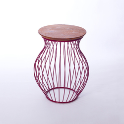 Handi Man side table | Side tables | Bombay Atelier