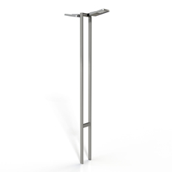 METRO 60 light pole double | Spotlights | BURRI