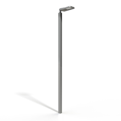 METRO light pole square | Wallwasher LED | BURRI