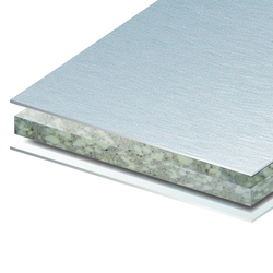 ALUCOBOND® A2 | Metal sheets / panels | 3A Composites