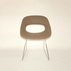 Diagonal Wire Chair | Sillas de visita | dutchglobe