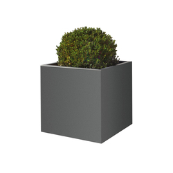 Kubus | Flowerpots / Planters | Gartensilber