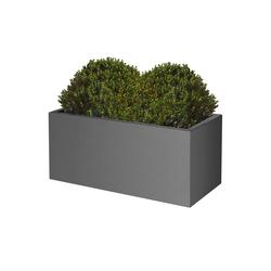 Quader | Bacs à fleurs / Jardinières | Gartensilber