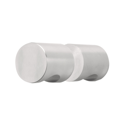 BASIC LB60G | Knob handles for glass doors | Formani