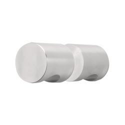 BASIC LB60G | Boutons pour portes en verre | Formani