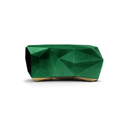 Diamond green emerald sideboard | Aparadores | Boca do lobo