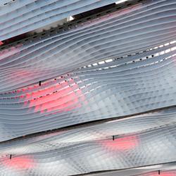 WAVE Acoustic absorber ceiling | Sistemi soffitto | Wave