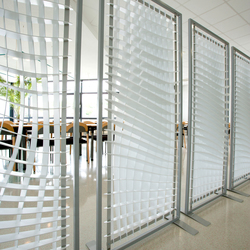 WAVE Room dividers | Sistemi divisori stanze | Wave