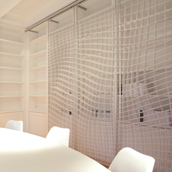 WAVE Room dividers | Space dividing systems | Wave