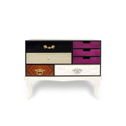 Soho bedside table | Comodini | Boca do lobo