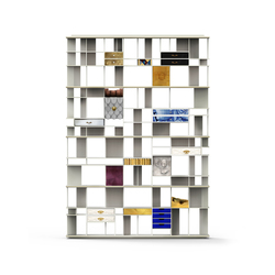 Soho coleccionista bookcase | Room dividers | Boca do lobo