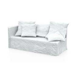 Ghost 21 L-R | Éléments de sièges modulables | Gervasoni