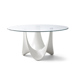 Coral Reef 9870F dining table | Tables de repas | ROBERTI outdoor pleasure