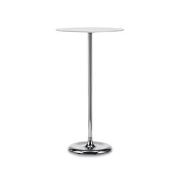 Cin Cin table base (high) | Tables mange-debout | Plank