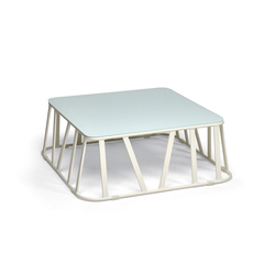 Hamptons Graphics 9735 coffee table | Tables basses de jardin | Roberti Rattan