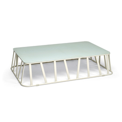 Hamptons Graphics 9736 coffee table | Tables basses de jardin | Roberti Rattan