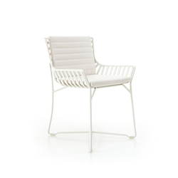 Hamptons Graphics 9751 chair | Sillas de jardín | Roberti Rattan