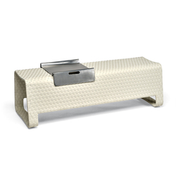 Hamptons 9627 | 9629 bench | Bancos | ROBERTI outdoor pleasure