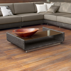 Hamptons 9607 coffee table | Garten-Couchtische | Roberti Rattan