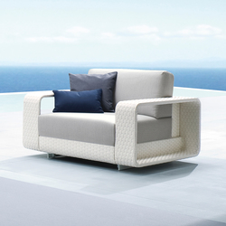 Hamptons 9611 armchair | Sillones | ROBERTI outdoor pleasure